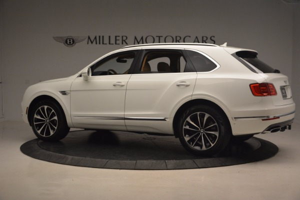 New 2018 Bentley Bentayga W12 Signature for sale Sold at Rolls-Royce Motor Cars Greenwich in Greenwich CT 06830 4