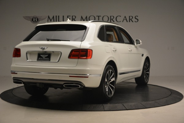 New 2018 Bentley Bentayga W12 Signature for sale Sold at Rolls-Royce Motor Cars Greenwich in Greenwich CT 06830 7