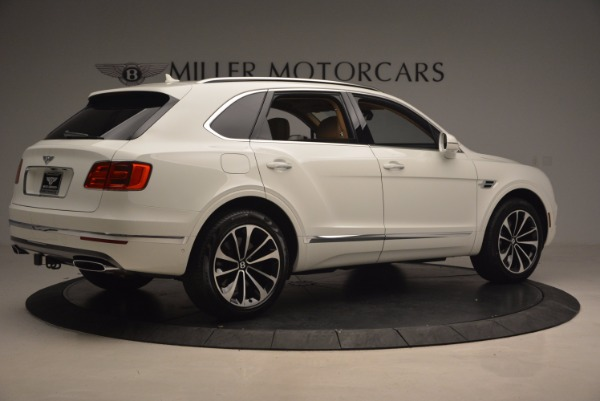 New 2018 Bentley Bentayga W12 Signature for sale Sold at Rolls-Royce Motor Cars Greenwich in Greenwich CT 06830 8