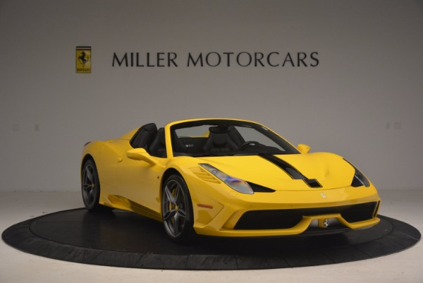 Used 2015 Ferrari 458 Speciale Aperta for sale Sold at Rolls-Royce Motor Cars Greenwich in Greenwich CT 06830 11