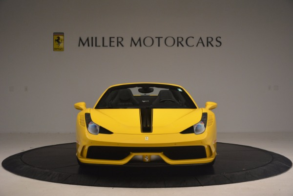 Used 2015 Ferrari 458 Speciale Aperta for sale Sold at Rolls-Royce Motor Cars Greenwich in Greenwich CT 06830 12