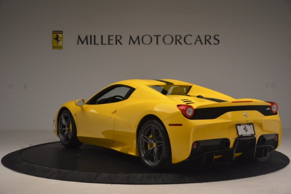 Used 2015 Ferrari 458 Speciale Aperta for sale Sold at Rolls-Royce Motor Cars Greenwich in Greenwich CT 06830 17