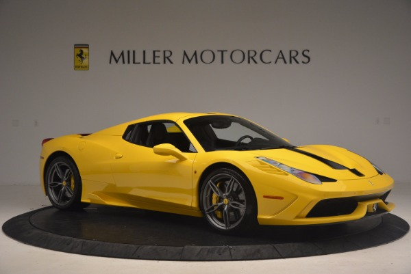 Used 2015 Ferrari 458 Speciale Aperta for sale Sold at Rolls-Royce Motor Cars Greenwich in Greenwich CT 06830 22