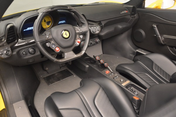 Used 2015 Ferrari 458 Speciale Aperta for sale Sold at Rolls-Royce Motor Cars Greenwich in Greenwich CT 06830 25