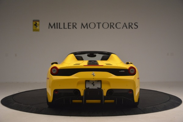Used 2015 Ferrari 458 Speciale Aperta for sale Sold at Rolls-Royce Motor Cars Greenwich in Greenwich CT 06830 6