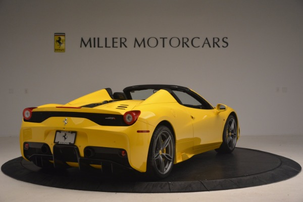 Used 2015 Ferrari 458 Speciale Aperta for sale Sold at Rolls-Royce Motor Cars Greenwich in Greenwich CT 06830 7