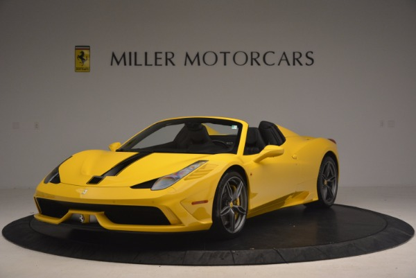 Used 2015 Ferrari 458 Speciale Aperta for sale Sold at Rolls-Royce Motor Cars Greenwich in Greenwich CT 06830 1