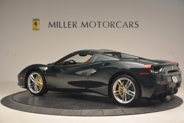 Used 2016 Ferrari 488 Spider for sale Sold at Rolls-Royce Motor Cars Greenwich in Greenwich CT 06830 16