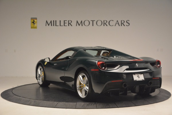 Used 2016 Ferrari 488 Spider for sale Sold at Rolls-Royce Motor Cars Greenwich in Greenwich CT 06830 17