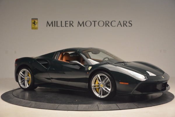 Used 2016 Ferrari 488 Spider for sale Sold at Rolls-Royce Motor Cars Greenwich in Greenwich CT 06830 22
