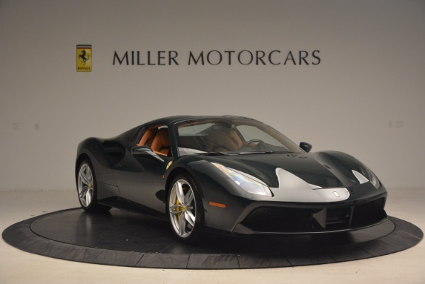 Used 2016 Ferrari 488 Spider for sale Sold at Rolls-Royce Motor Cars Greenwich in Greenwich CT 06830 23