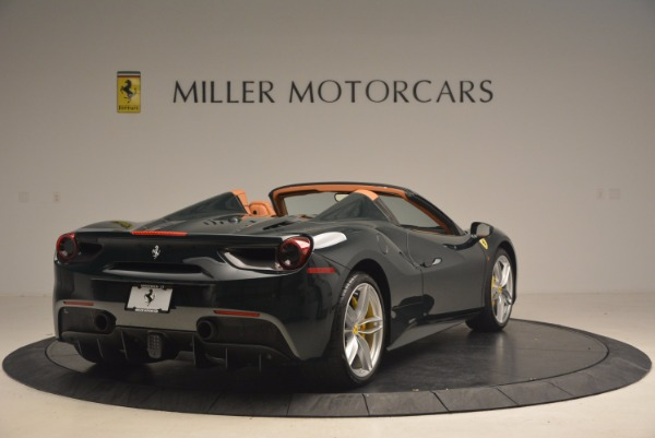 Used 2016 Ferrari 488 Spider for sale Sold at Rolls-Royce Motor Cars Greenwich in Greenwich CT 06830 7