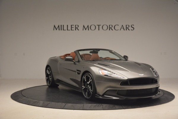 Used 2018 Aston Martin Vanquish S Convertible for sale Sold at Rolls-Royce Motor Cars Greenwich in Greenwich CT 06830 11