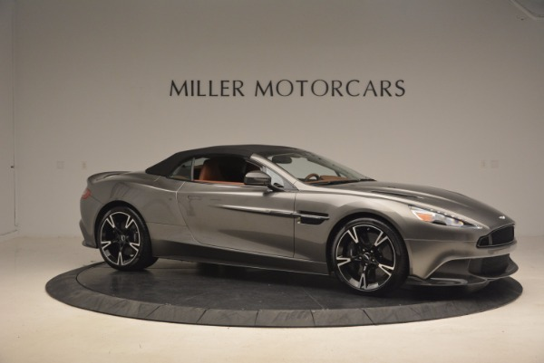 Used 2018 Aston Martin Vanquish S Convertible for sale Sold at Rolls-Royce Motor Cars Greenwich in Greenwich CT 06830 17