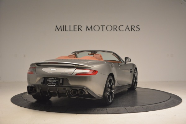 Used 2018 Aston Martin Vanquish S Convertible for sale Sold at Rolls-Royce Motor Cars Greenwich in Greenwich CT 06830 7
