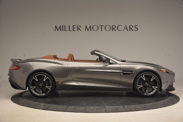 Used 2018 Aston Martin Vanquish S Convertible for sale Sold at Rolls-Royce Motor Cars Greenwich in Greenwich CT 06830 9