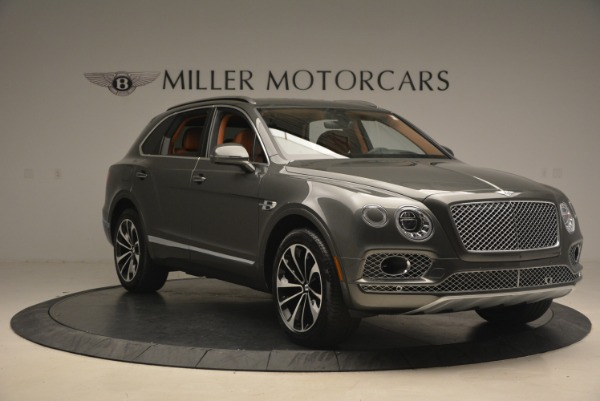 New 2018 Bentley Bentayga for sale Sold at Rolls-Royce Motor Cars Greenwich in Greenwich CT 06830 11