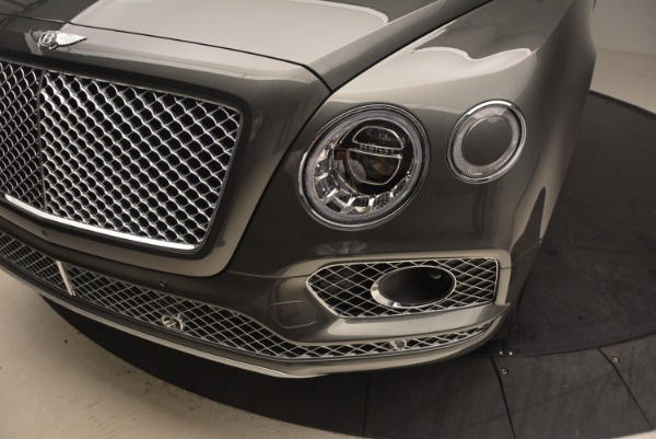 New 2018 Bentley Bentayga for sale Sold at Rolls-Royce Motor Cars Greenwich in Greenwich CT 06830 14