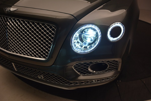 New 2018 Bentley Bentayga for sale Sold at Rolls-Royce Motor Cars Greenwich in Greenwich CT 06830 17