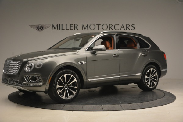 New 2018 Bentley Bentayga for sale Sold at Rolls-Royce Motor Cars Greenwich in Greenwich CT 06830 2