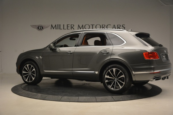New 2018 Bentley Bentayga for sale Sold at Rolls-Royce Motor Cars Greenwich in Greenwich CT 06830 4