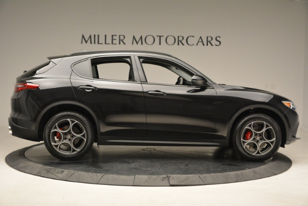 New 2018 Alfa Romeo Stelvio Sport Q4 for sale Sold at Rolls-Royce Motor Cars Greenwich in Greenwich CT 06830 9