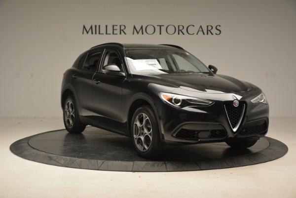 New 2018 Alfa Romeo Stelvio Sport Q4 for sale Sold at Rolls-Royce Motor Cars Greenwich in Greenwich CT 06830 11
