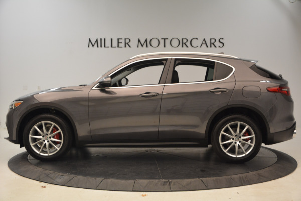 New 2018 Alfa Romeo Stelvio Ti Q4 for sale Sold at Rolls-Royce Motor Cars Greenwich in Greenwich CT 06830 3