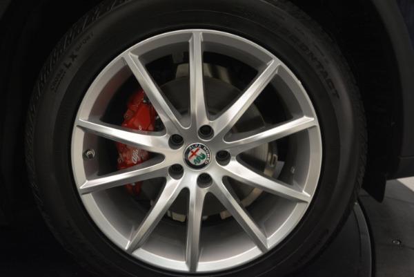 New 2018 Alfa Romeo Stelvio Ti Q4 for sale Sold at Rolls-Royce Motor Cars Greenwich in Greenwich CT 06830 25