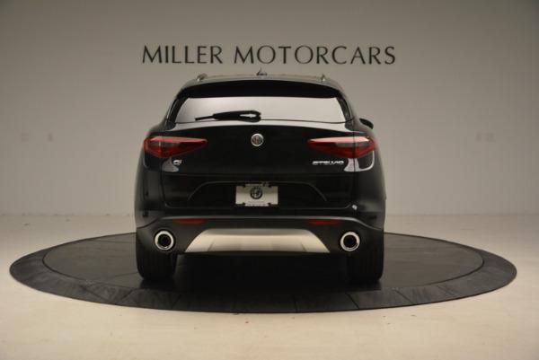 New 2018 Alfa Romeo Stelvio Sport Q4 for sale Sold at Rolls-Royce Motor Cars Greenwich in Greenwich CT 06830 6