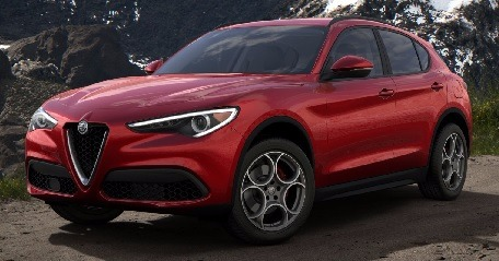 New 2018 Alfa Romeo Stelvio Sport Q4 for sale Sold at Rolls-Royce Motor Cars Greenwich in Greenwich CT 06830 1