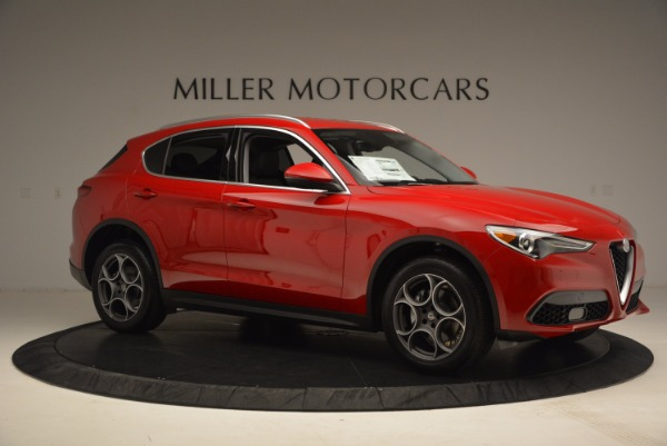 New 2018 Alfa Romeo Stelvio for sale Sold at Rolls-Royce Motor Cars Greenwich in Greenwich CT 06830 10