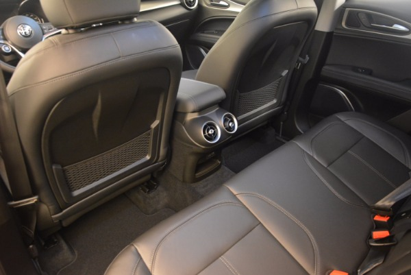 New 2018 Alfa Romeo Stelvio for sale Sold at Rolls-Royce Motor Cars Greenwich in Greenwich CT 06830 16