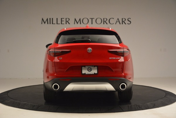 New 2018 Alfa Romeo Stelvio for sale Sold at Rolls-Royce Motor Cars Greenwich in Greenwich CT 06830 6