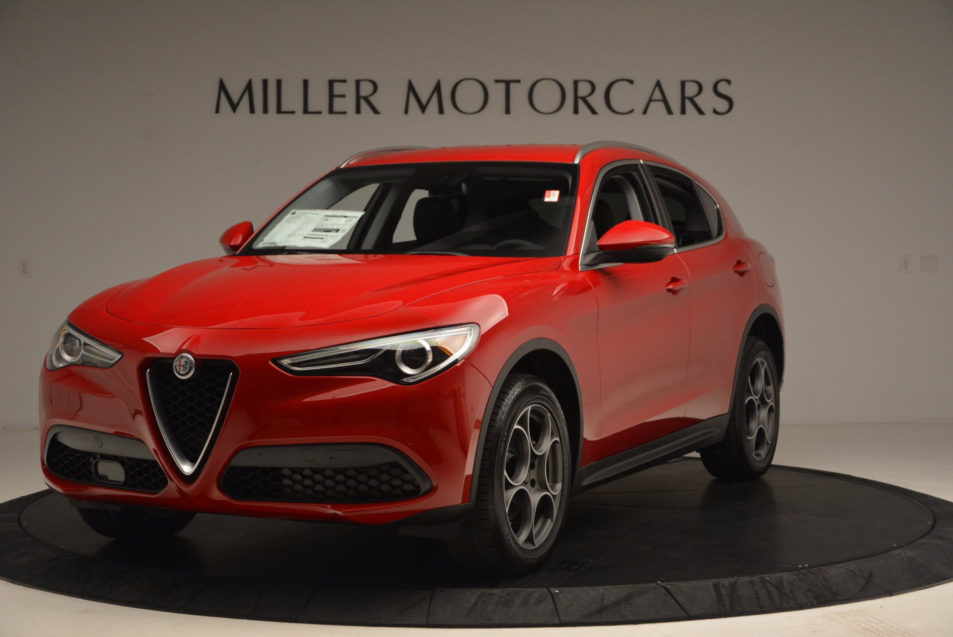 New 2018 Alfa Romeo Stelvio for sale Sold at Rolls-Royce Motor Cars Greenwich in Greenwich CT 06830 1