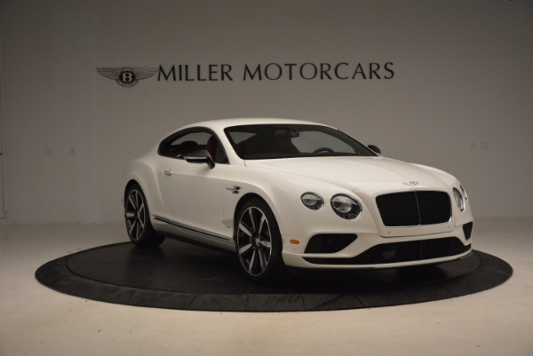 New 2017 Bentley Continental GT V8 S for sale Sold at Rolls-Royce Motor Cars Greenwich in Greenwich CT 06830 11