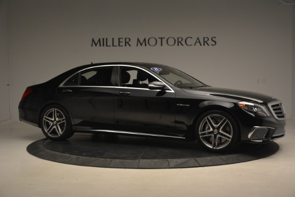 Used 2015 Mercedes-Benz S-Class S 65 AMG for sale Sold at Rolls-Royce Motor Cars Greenwich in Greenwich CT 06830 10
