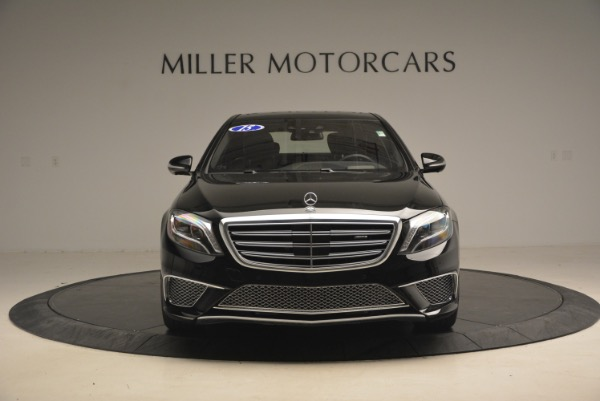 Used 2015 Mercedes-Benz S-Class S 65 AMG for sale Sold at Rolls-Royce Motor Cars Greenwich in Greenwich CT 06830 12