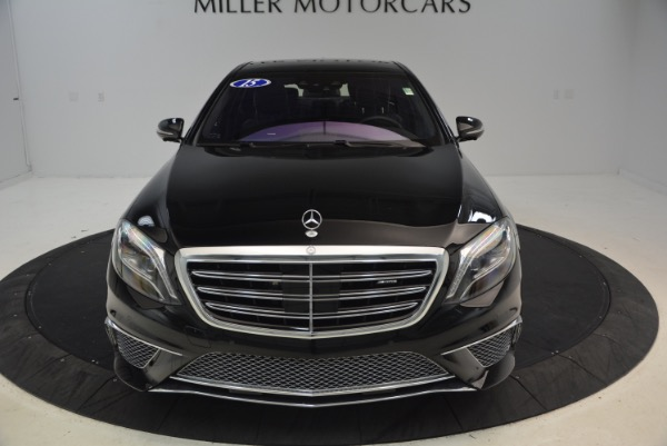 Used 2015 Mercedes-Benz S-Class S 65 AMG for sale Sold at Rolls-Royce Motor Cars Greenwich in Greenwich CT 06830 13