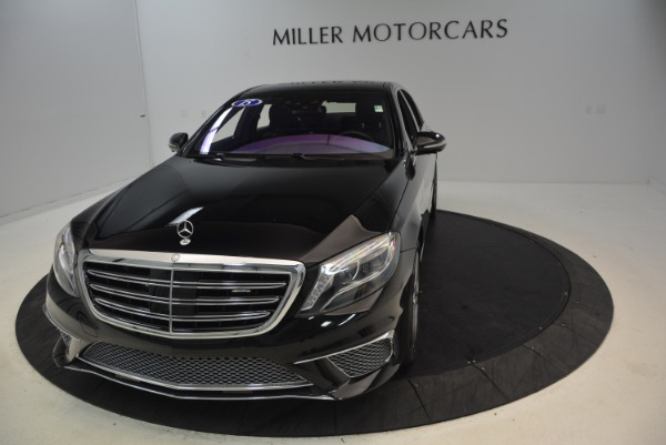 Used 2015 Mercedes-Benz S-Class S 65 AMG for sale Sold at Rolls-Royce Motor Cars Greenwich in Greenwich CT 06830 14