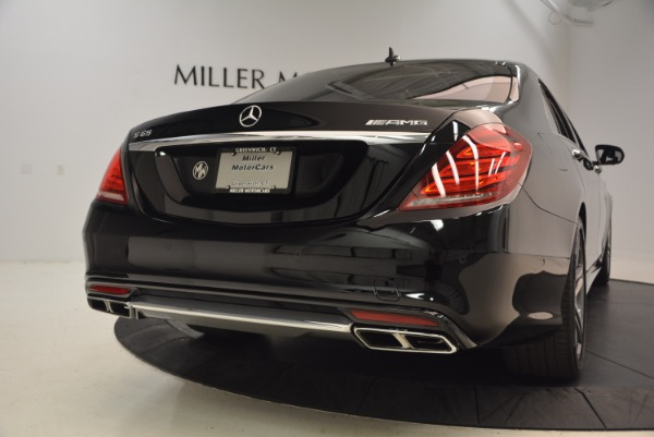 Used 2015 Mercedes-Benz S-Class S 65 AMG for sale Sold at Rolls-Royce Motor Cars Greenwich in Greenwich CT 06830 17
