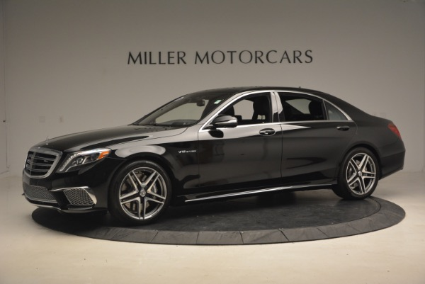 Used 2015 Mercedes-Benz S-Class S 65 AMG for sale Sold at Rolls-Royce Motor Cars Greenwich in Greenwich CT 06830 2