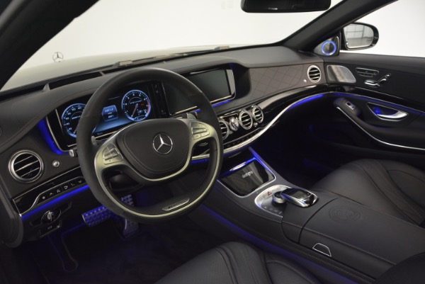 Used 2015 Mercedes-Benz S-Class S 65 AMG for sale Sold at Rolls-Royce Motor Cars Greenwich in Greenwich CT 06830 23
