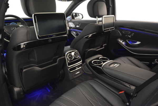 Used 2015 Mercedes-Benz S-Class S 65 AMG for sale Sold at Rolls-Royce Motor Cars Greenwich in Greenwich CT 06830 28