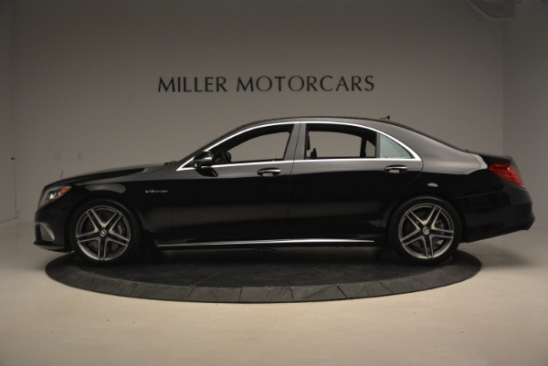 Used 2015 Mercedes-Benz S-Class S 65 AMG for sale Sold at Rolls-Royce Motor Cars Greenwich in Greenwich CT 06830 3