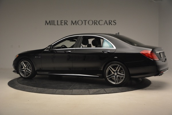 Used 2015 Mercedes-Benz S-Class S 65 AMG for sale Sold at Rolls-Royce Motor Cars Greenwich in Greenwich CT 06830 4