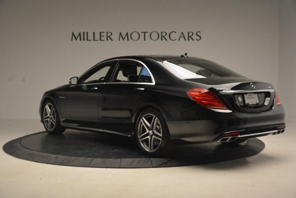 Used 2015 Mercedes-Benz S-Class S 65 AMG for sale Sold at Rolls-Royce Motor Cars Greenwich in Greenwich CT 06830 5