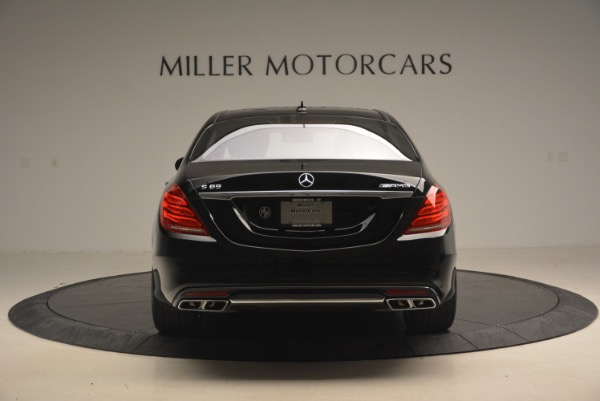 Used 2015 Mercedes-Benz S-Class S 65 AMG for sale Sold at Rolls-Royce Motor Cars Greenwich in Greenwich CT 06830 6
