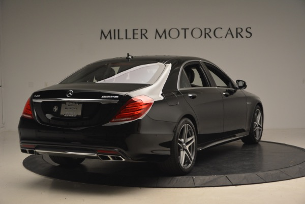 Used 2015 Mercedes-Benz S-Class S 65 AMG for sale Sold at Rolls-Royce Motor Cars Greenwich in Greenwich CT 06830 7
