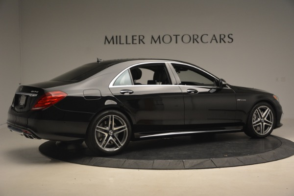 Used 2015 Mercedes-Benz S-Class S 65 AMG for sale Sold at Rolls-Royce Motor Cars Greenwich in Greenwich CT 06830 8